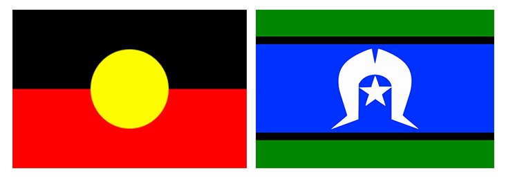 Australian Aboriginal Flags