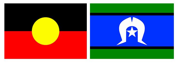 Australian Aboriginal Flags