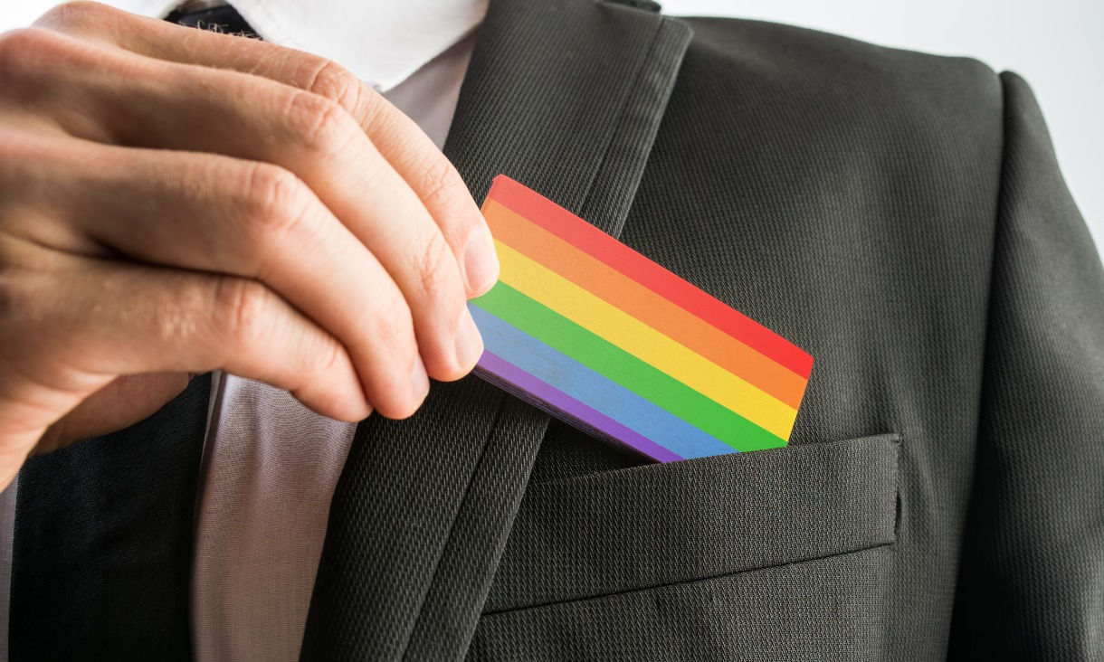 Less than a third of LGBTIQ+ employees are out to all their colleagues and this significantly compromises their wellbeing and work performance, new research has found.