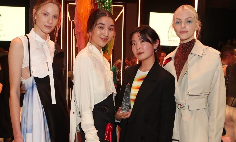 Fashion Forward Rmit Student Wins Melbourne Fashion Week Award Rmit University
