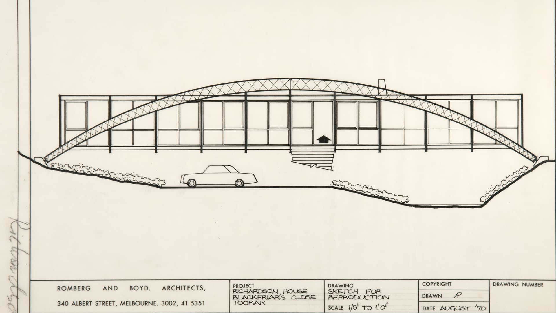 boyd architecture drawing