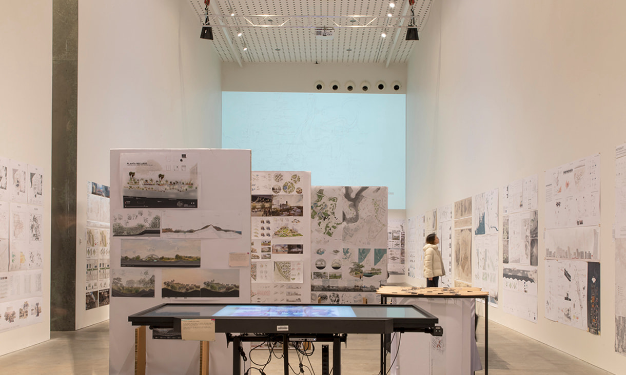 Landscape architecture exhibition