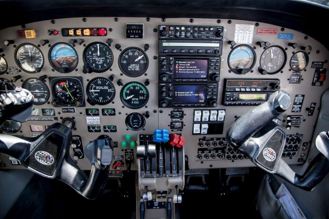 Flight training - RMIT University