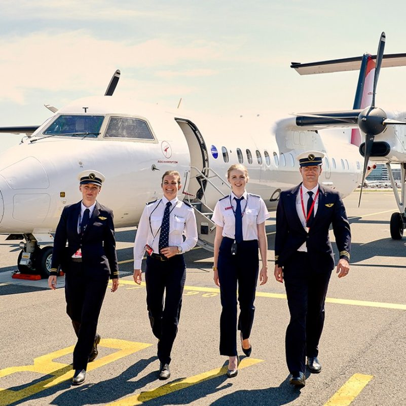Associate Degree in Aviation (Professional Pilots) - RMIT University
