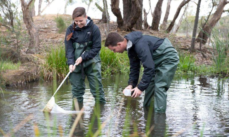 Careers in environmental science - RMIT University