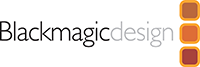 Black Magic Design logo