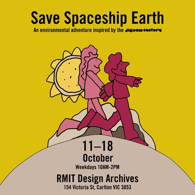 Save Spaceship Earth - RMIT University