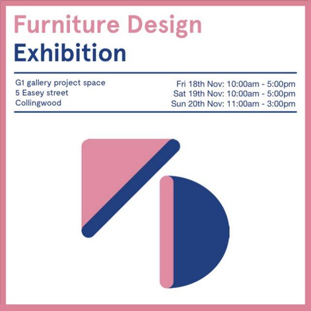 Furniture Design Rmit furniture design exhibition - rmit university