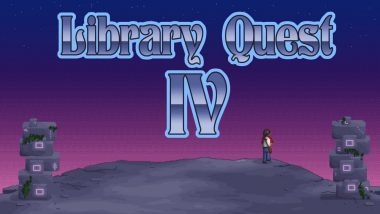 Library Quest 4