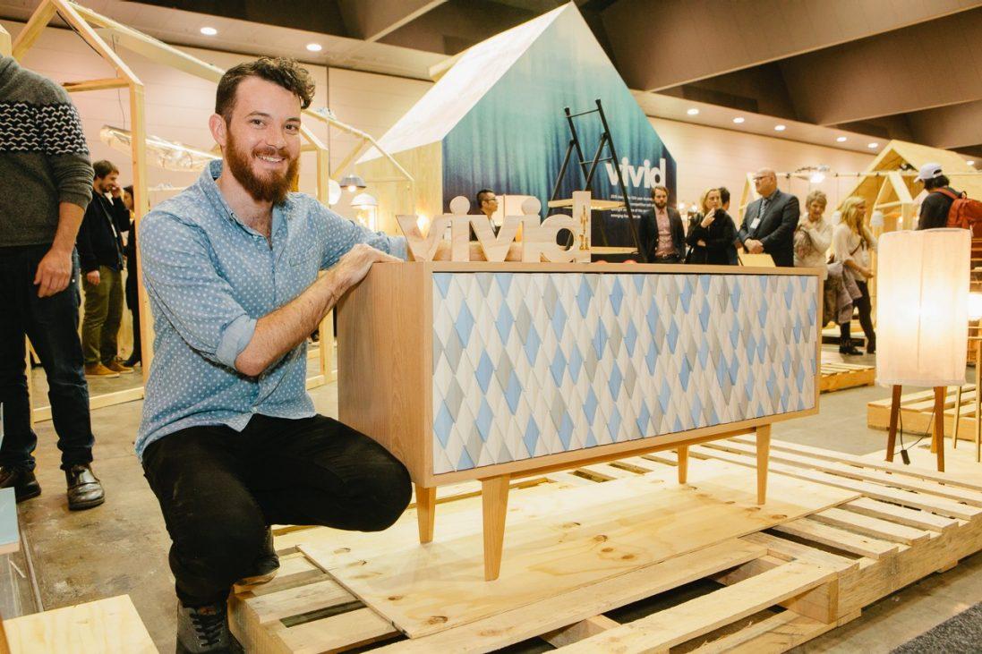 Furniture Design Rmit emerging rmit designers win vivid design awards - rmit university