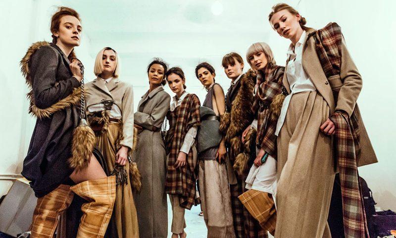 Fashion Graduates In Prestigious Vamff Runway Rmit University