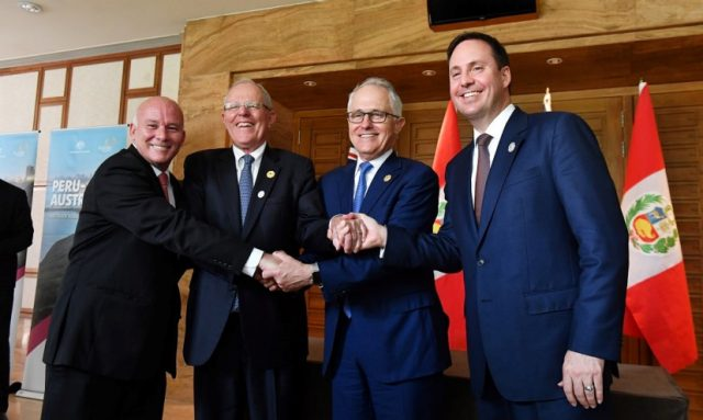 Peru And Australia Sign Free Trade Agreement At Apec Summit Rmit