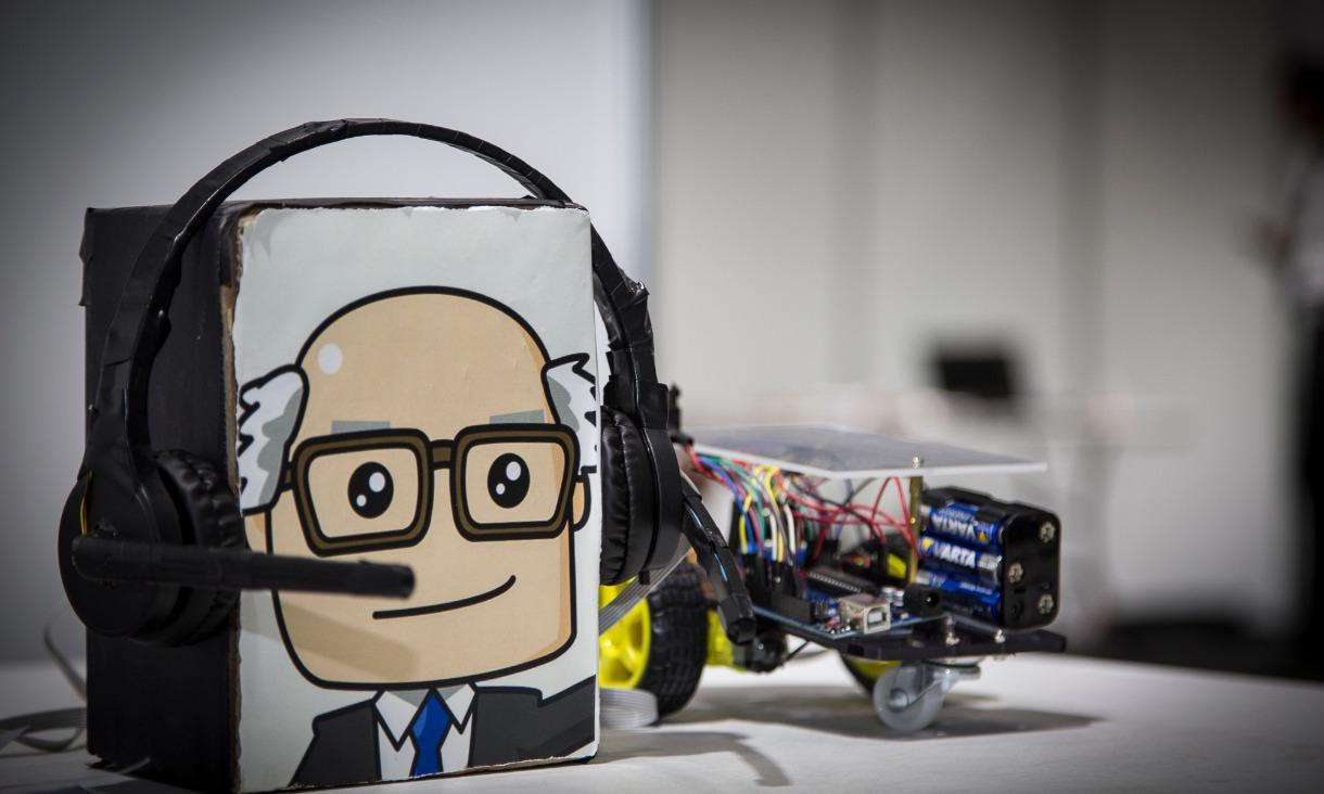 Next generation of engineers showcase their work at EnGenius