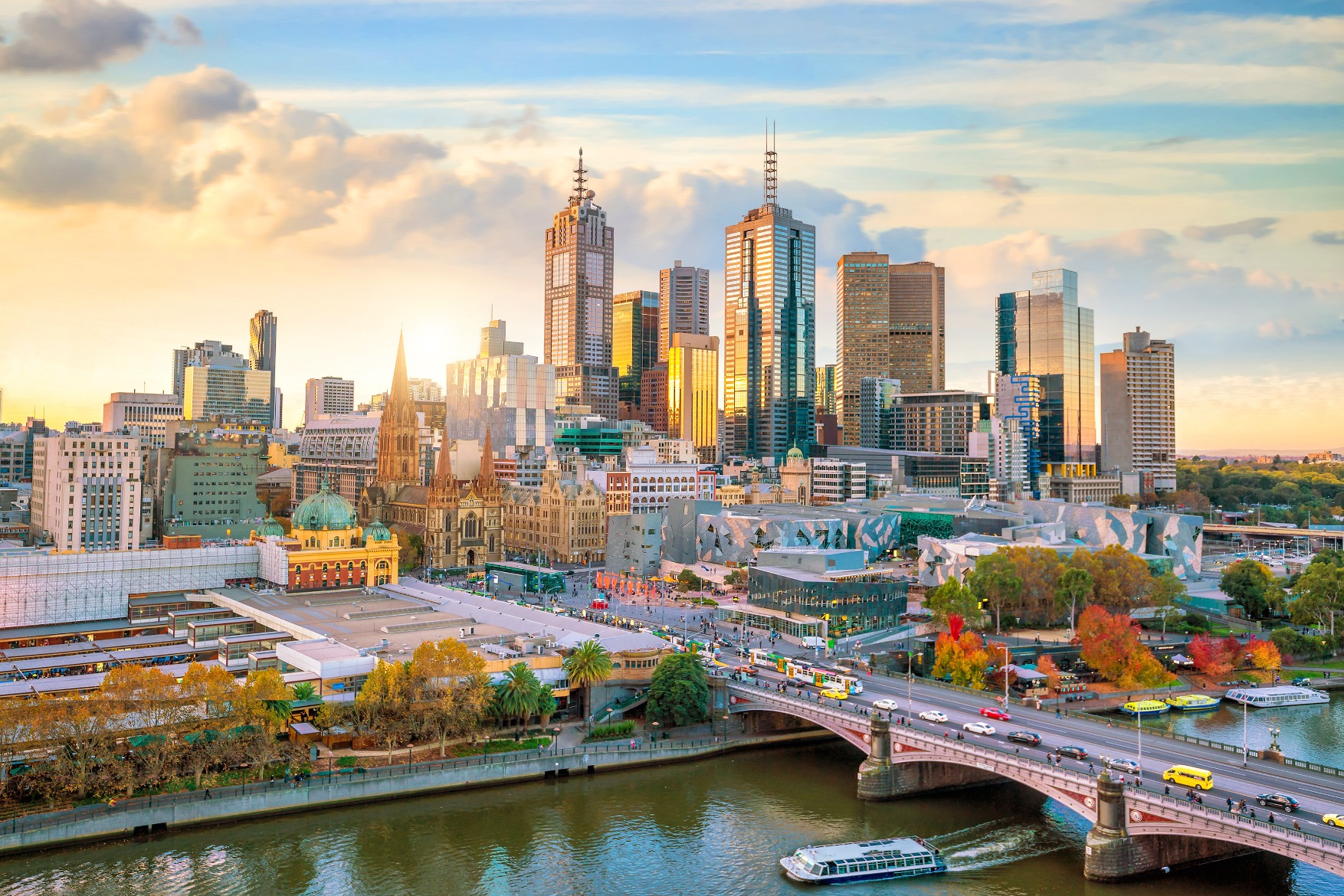 Nine things to improve Melbourne