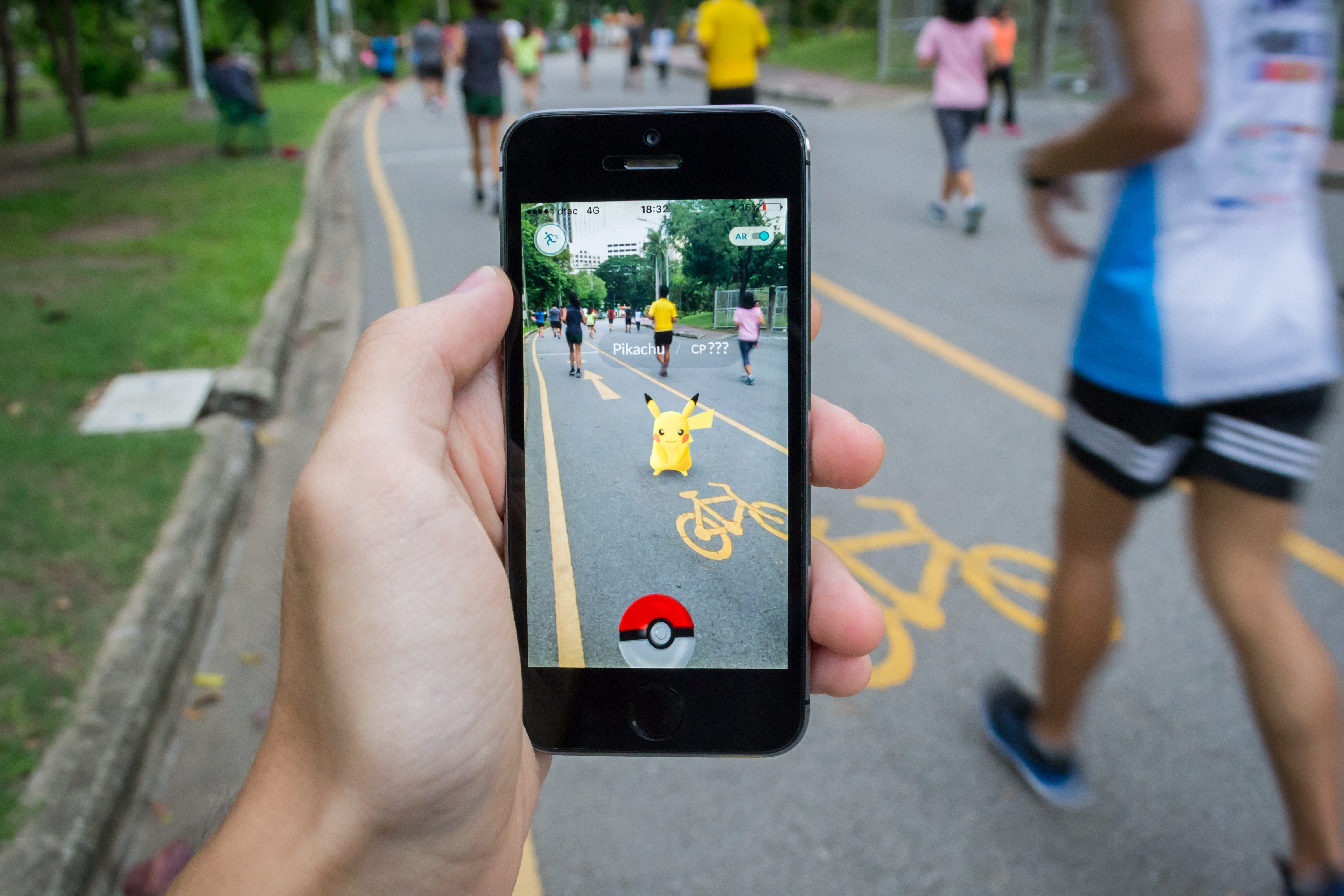 Meet the grandmother who uses Pokémon Go to reconnect with