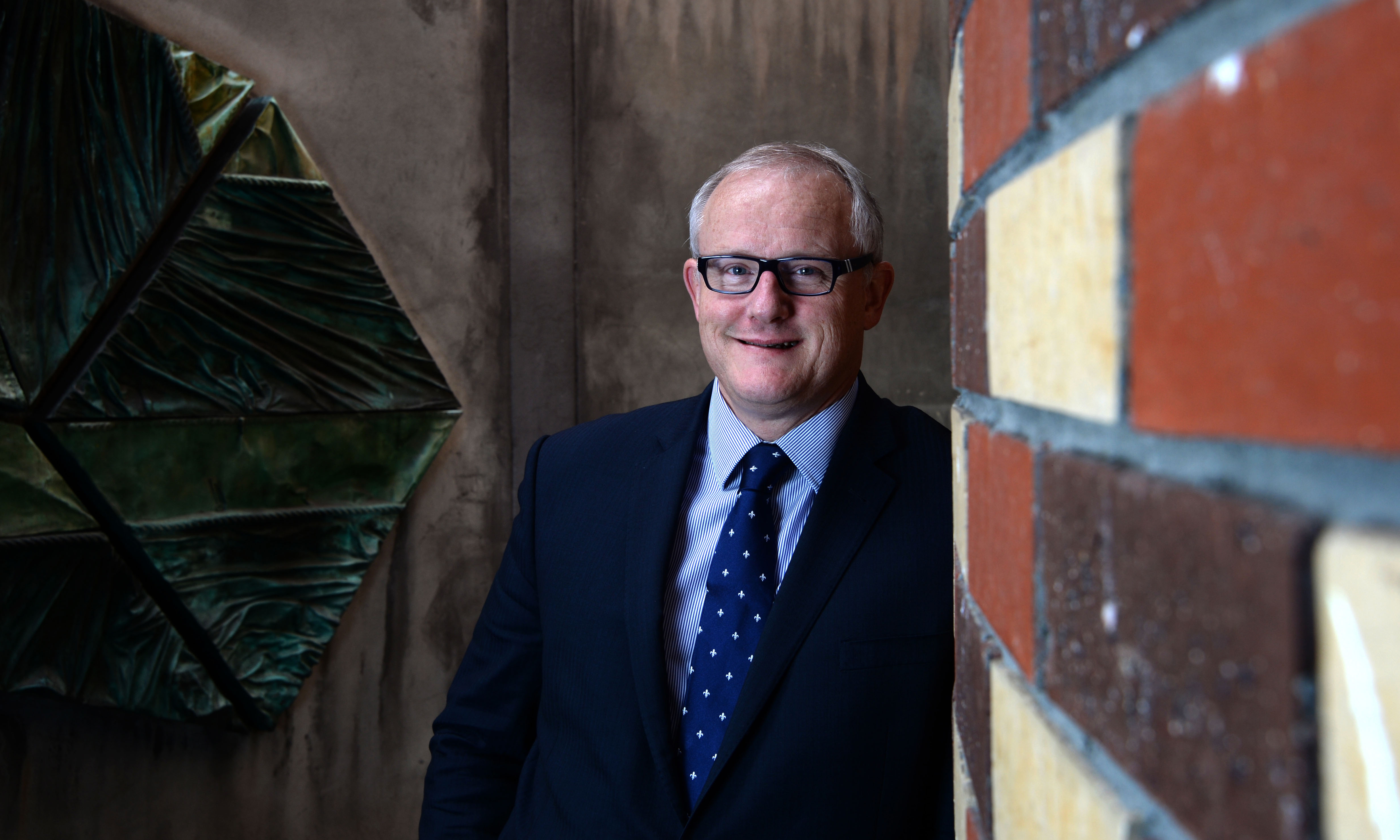 RMIT Professor Calum Drummond, Deputy Vice-Chancellor Research and Innovation and Vice-President