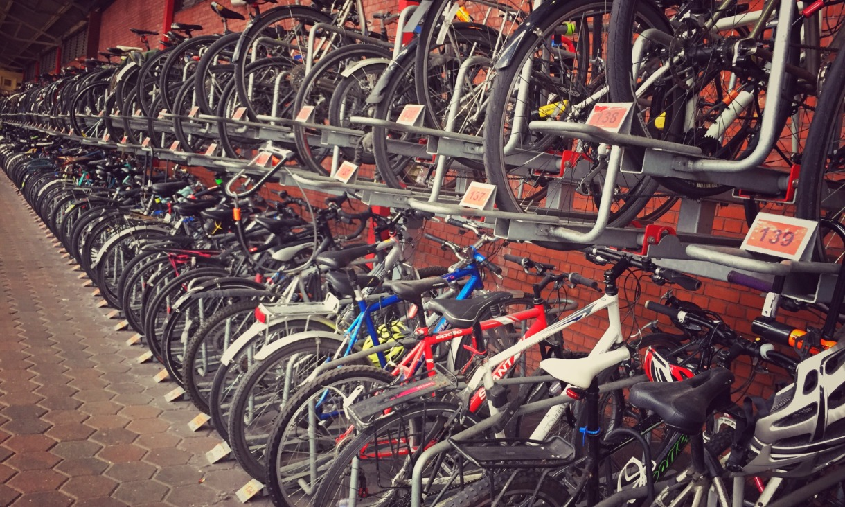 Bike storage facilities are often under supplied, but Australia can learn from international best practice in higher density development.