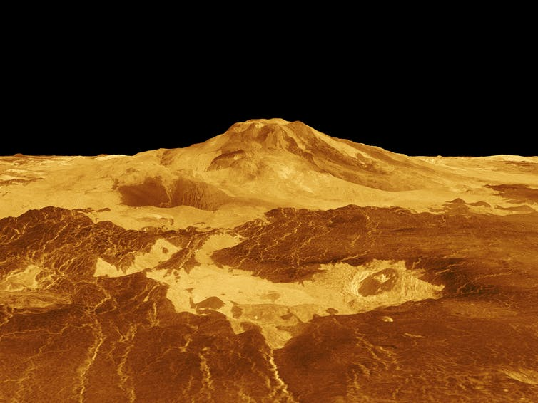 NASA is returning to Venus, where surface temperatures are 470°C. Will it find life when it gets there?