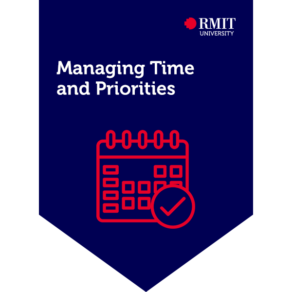 Managing Time and Priorities
