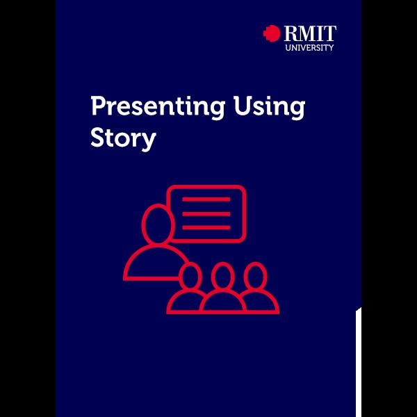 Presenting Using Story