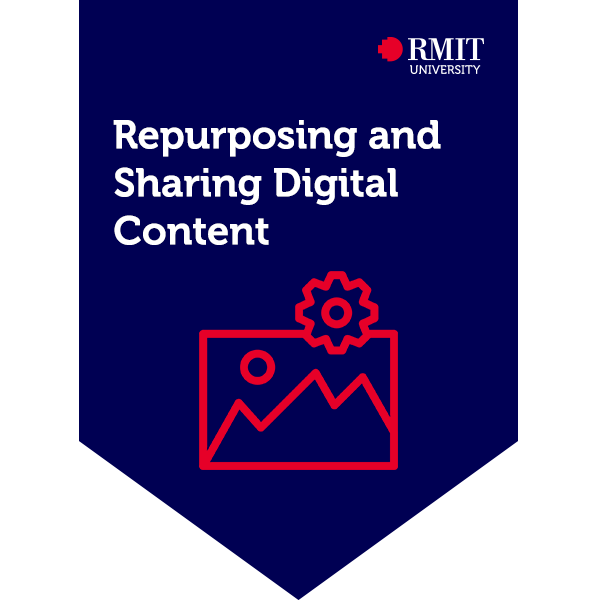 Repurposing and Sharing Digital Content