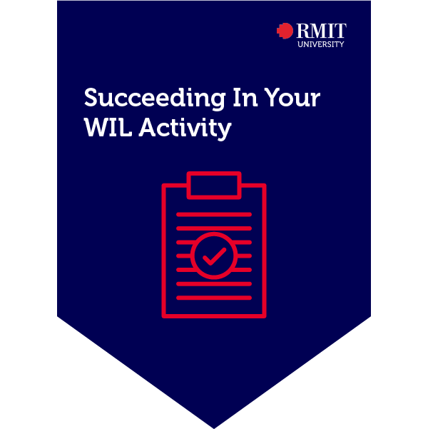Succeeding in Your WIL Activity