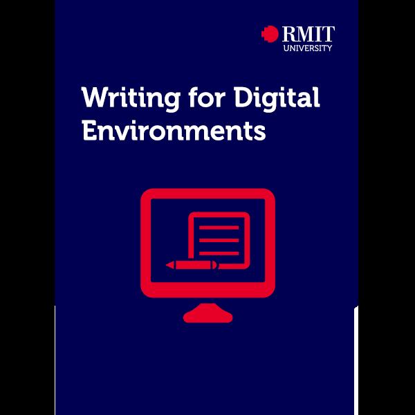 Writing for Digital Environments