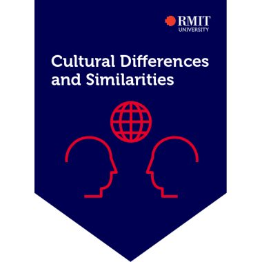 Cultural Differences and Similarities badge