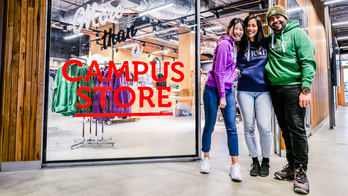 More than a campus store