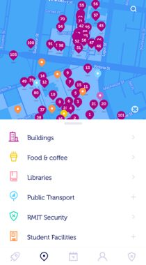 RMIT app info & feedback - RMIT University